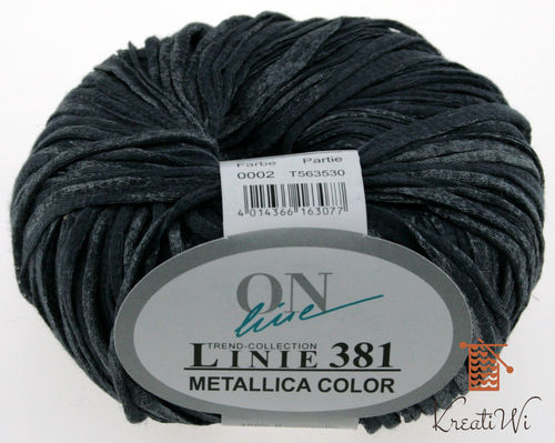 Linie 382 - Metallica Color