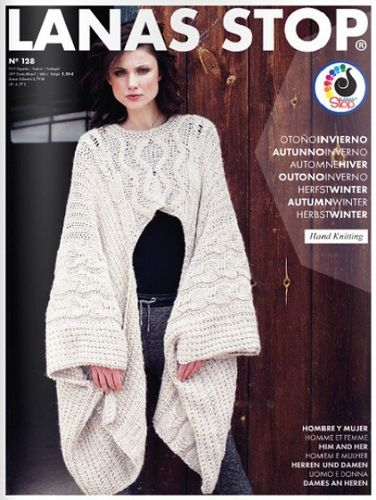 Lanas Stop - Strickheft No. 128 - Winter 2014